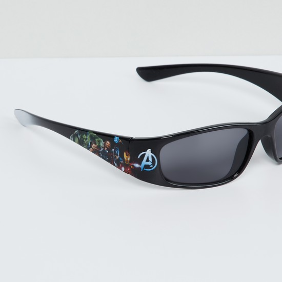 MAX Superhero Print Tinted Sunglasses