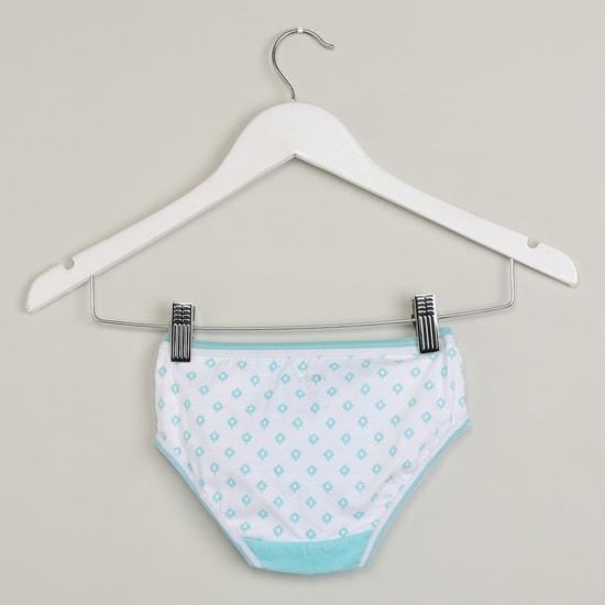 MAX Pack Of 3 Printed Panties