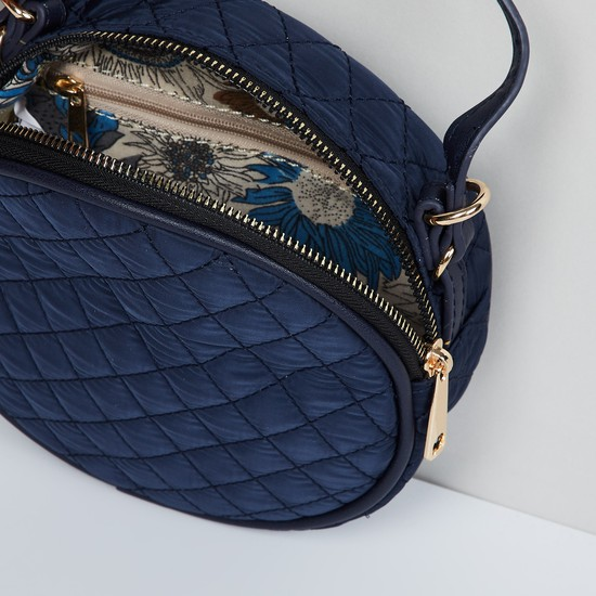 MAX Quilted Detailed Sling Bag