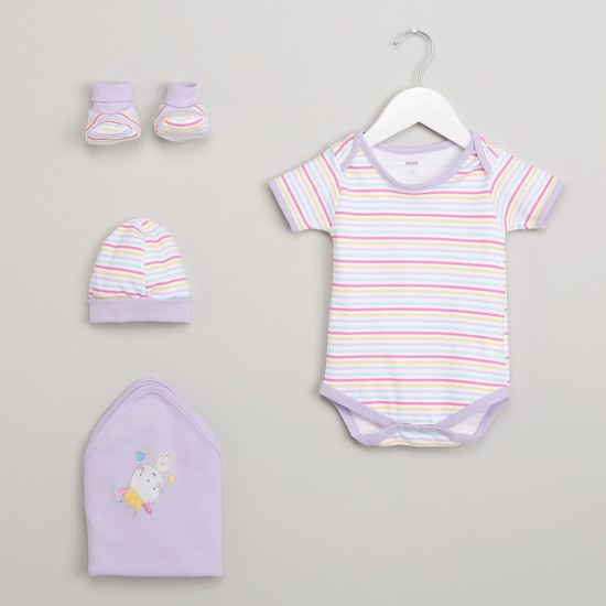 MAX Printed Set of 4 Gift Set