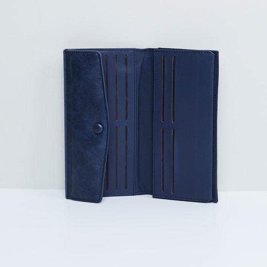 MAX Textured Bi-Fold Wallet