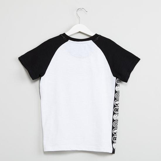MAX Raglan Sleeves Avengers Print T-shirt