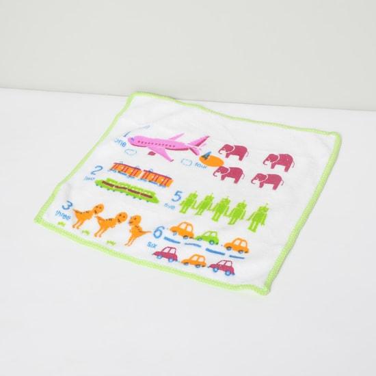 MAX Printed Handkerchief- Pack of 4