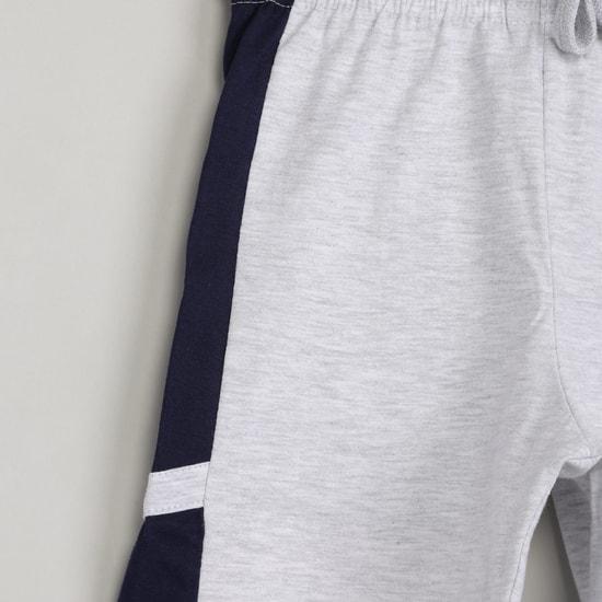 MAX Graphic Print T-shirt & Shorts Sleepwear Set