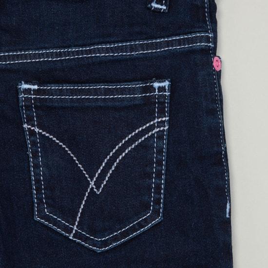MAX Slim Fit Capri Jeans