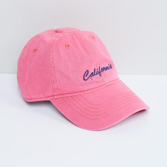 MAX California Print Baseball Cap