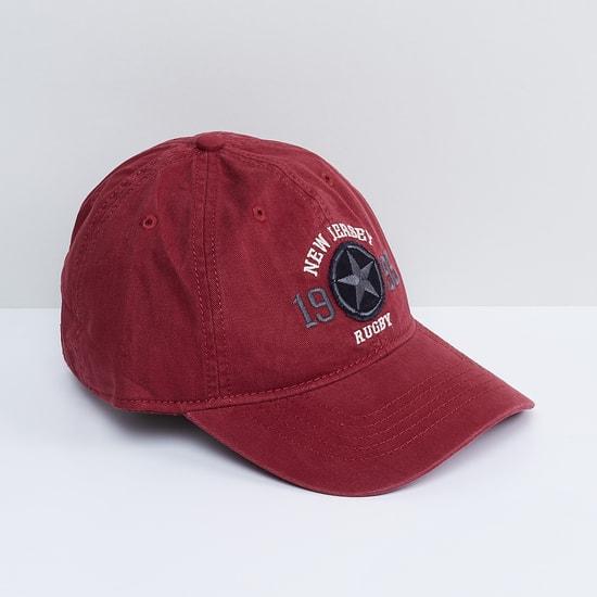 MAX Typographic Embroidery Baseball Cap