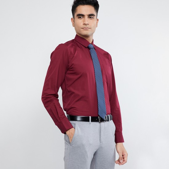 MAX Woven Design Tie