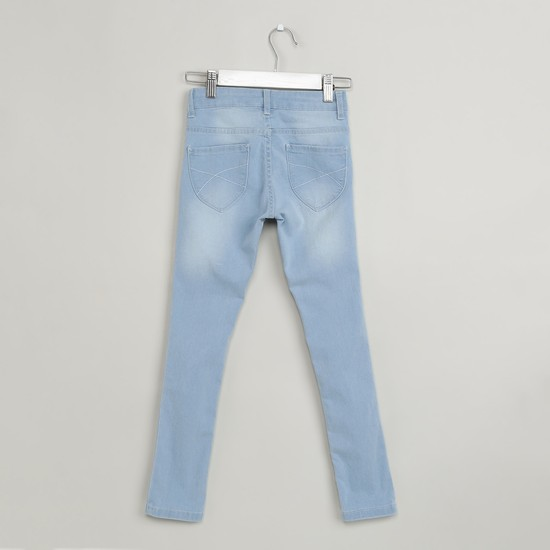 MAX Slim Fit Stonewashed Jeans
