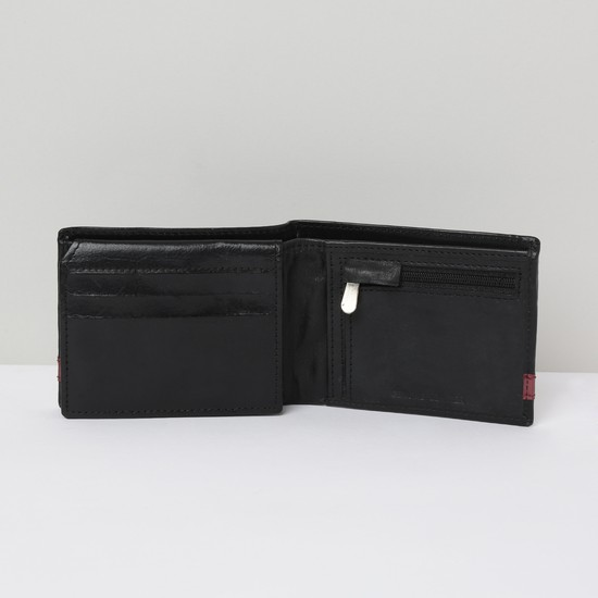 MAX Solid Leather Wallet