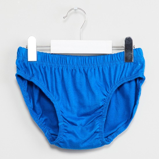 MAX Solid Briefs  - Pack of 3 Pcs.