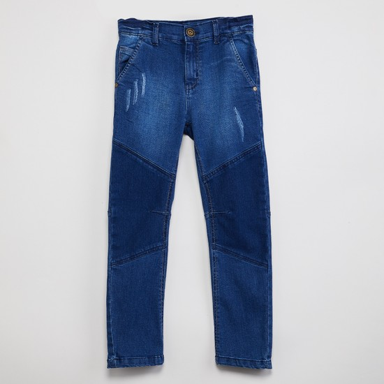 MAX Stonewashed Jeans