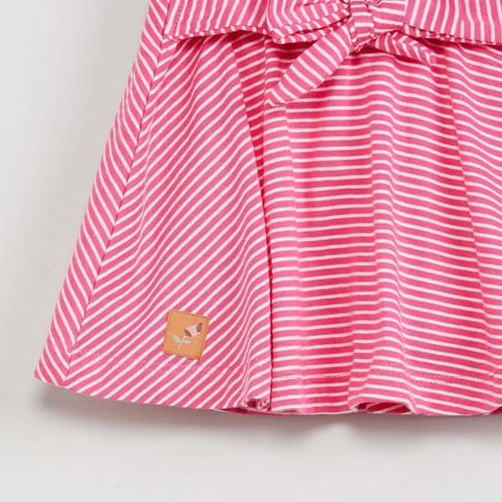 MAX Striped Skirt