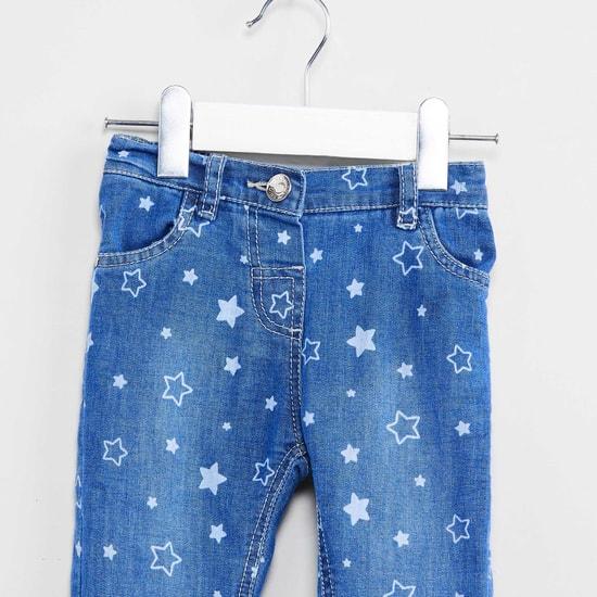 MAX Printed Jeans