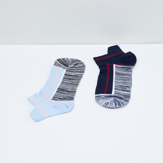 MAX Colourblock Socks - Pack of 2 Pairs