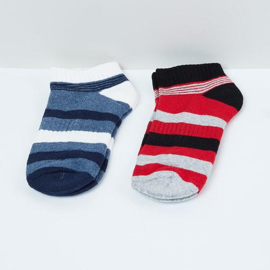 MAX Striped Socks - Pack of 2 Pcs.