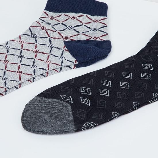 MAX Printed Socks - Pack of 2