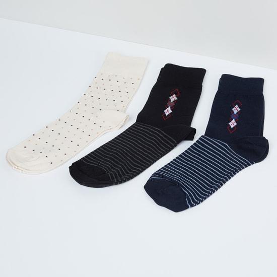 MAX Printed Socks - Pack of 3c Pcs.