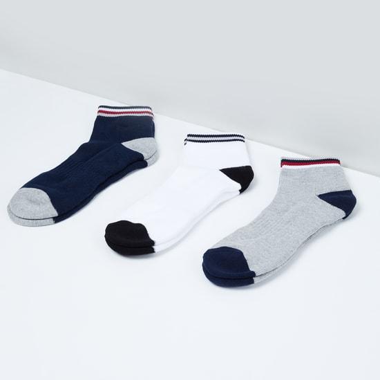 MAX Colourblock Socks - Pack of 3