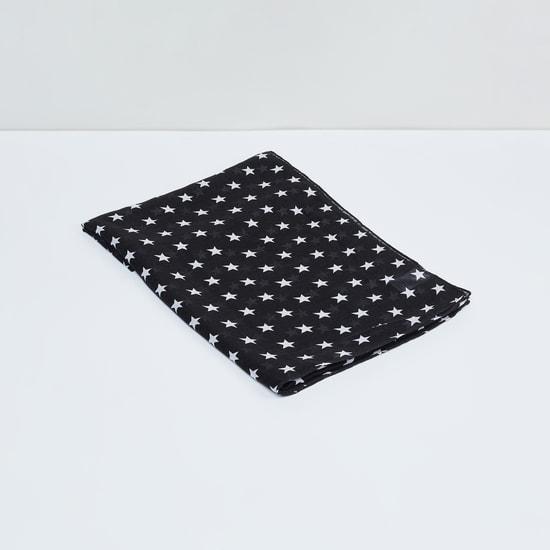 MAX Star Print Scarf