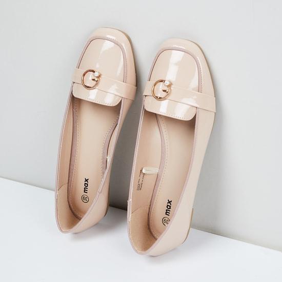 MAX Embellished Ballerina Shoes