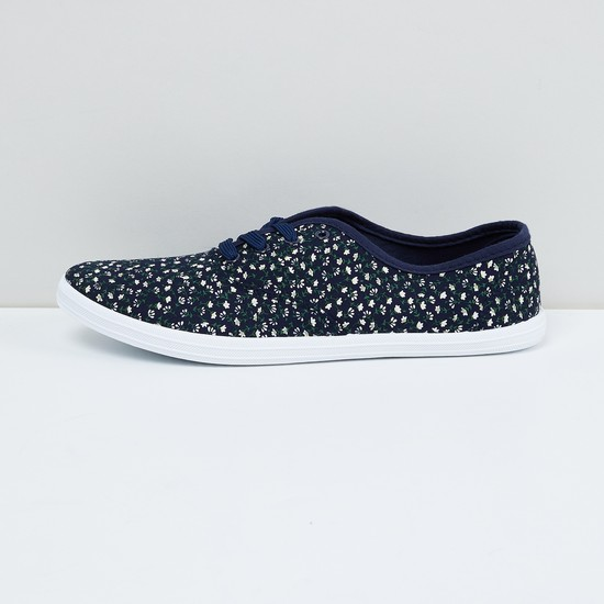 MAX Floral Print Casual Shoes