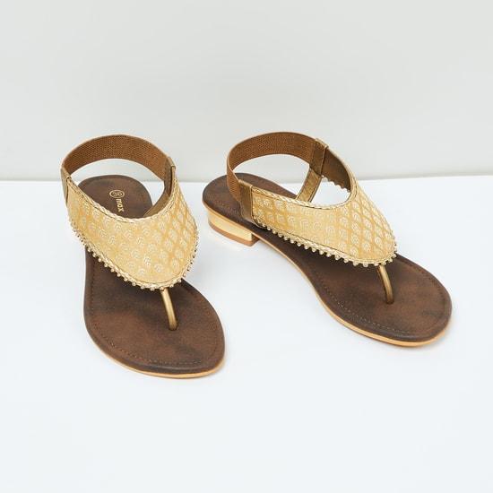 MAX Embellished Slingback Heels