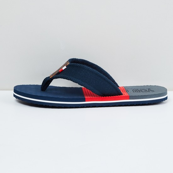 MAX Colourblocked Slippers