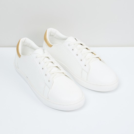 MAX Perforated Detail Casual Shoes