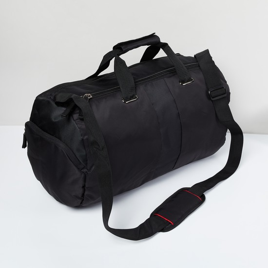 MAX Panelled Duffel Bag