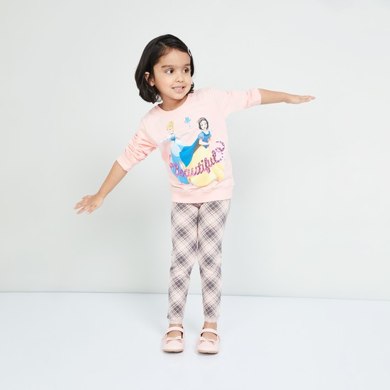 MAX Disney Print Full Sleeves Sweatshirt