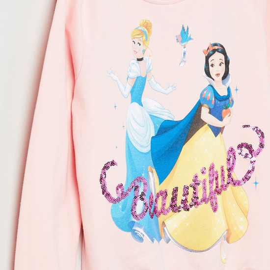 MAX Disney Print Full Sleeves Sweatshirt