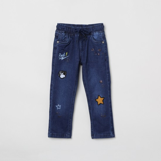 MAX Washed Jeans