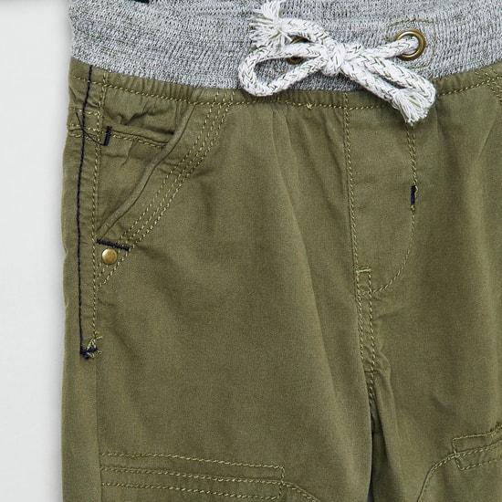 MAX Solid Elasticated Pants