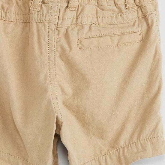 MAX Applique Detail Shorts