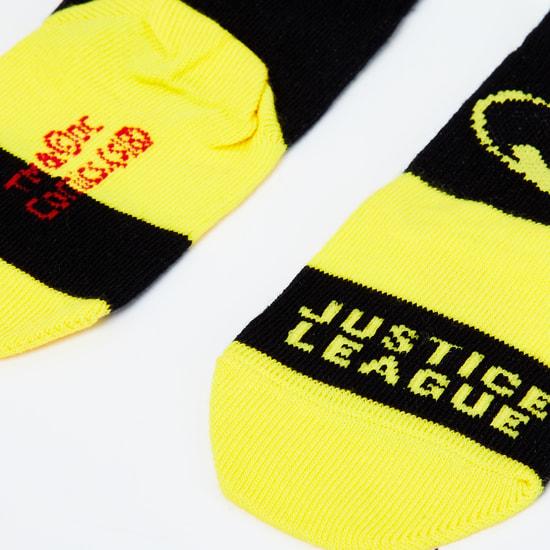 MAX Batman Patterned Socks
