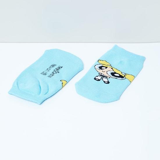 MAX Powerpuff Girls Print Socks - 7-10Y