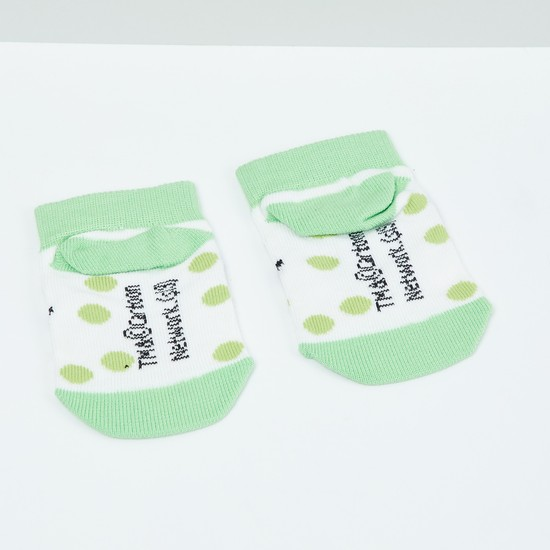 MAX Powerpuff Girls Pattern Socks - 5-7Y