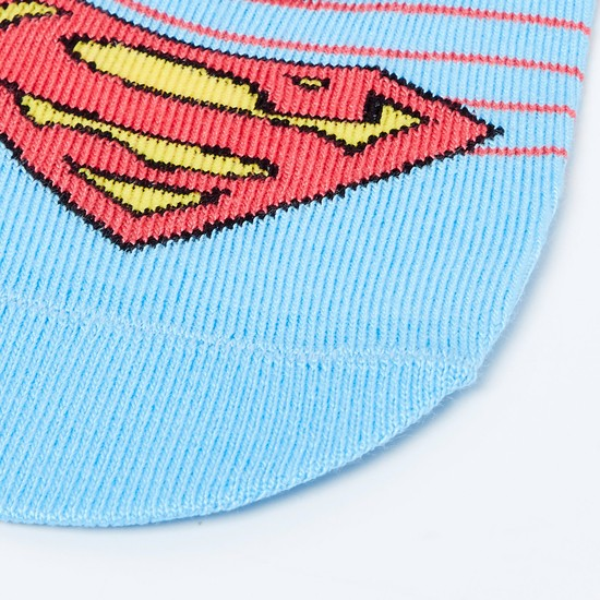 MAX Superman Pattern Footlet