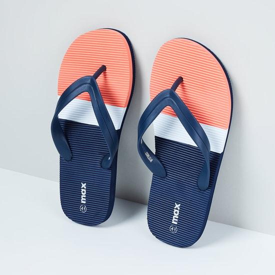 MAX Colourblocked Slippers