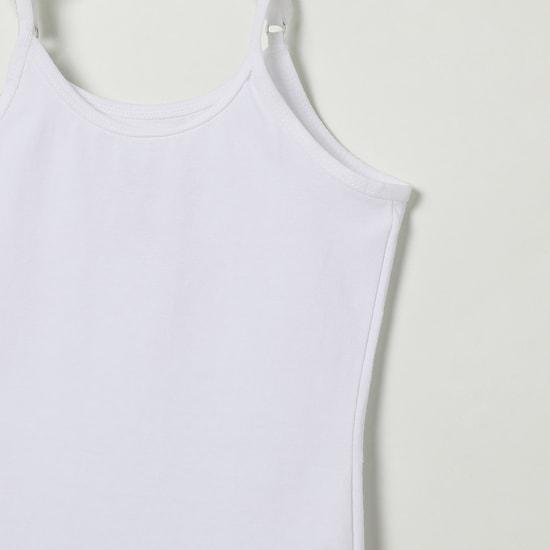 MAX Solid Adjustable Strap Camisole