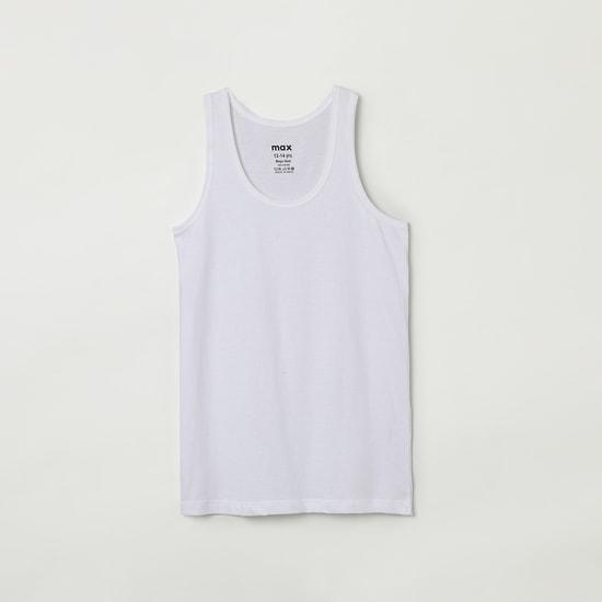 MAX Solid Vest- Pack of 2