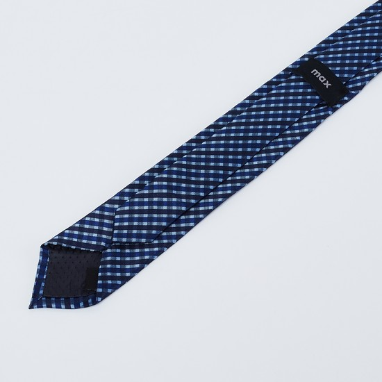 MAX Jacquard Patterned Slim Fit Tie