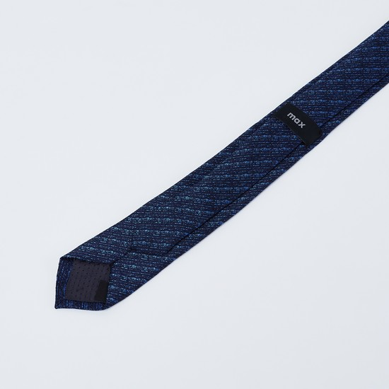 MAX Textured Slim Semi-Formal Tie