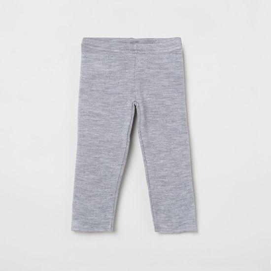 MAX Melange Knitted Leggings