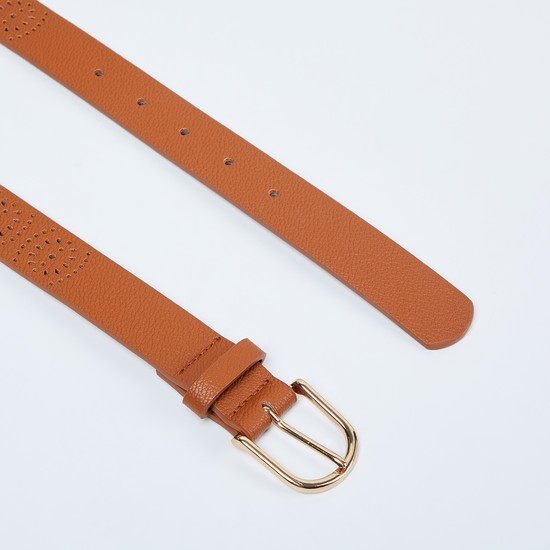 MAX Laser-Cut Detail Belt