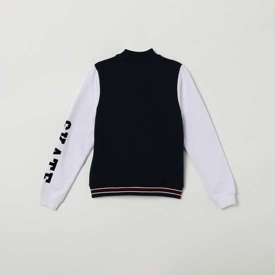 MAX Printed Full Sleeves Sweastshirt