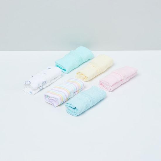 MAX Printed Washcloth - Pack of 6