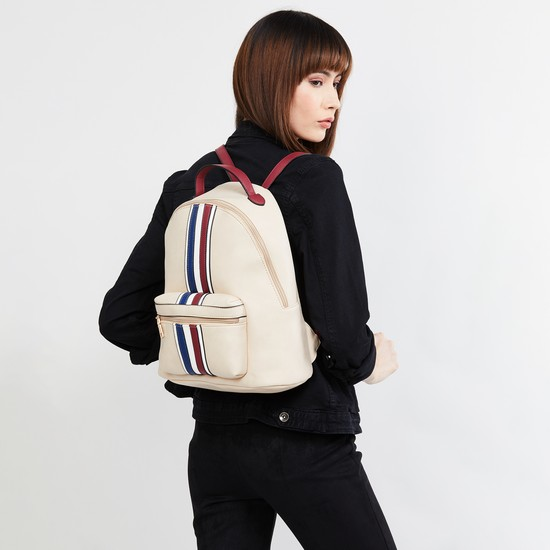 MAX Backpack with Striped Taping