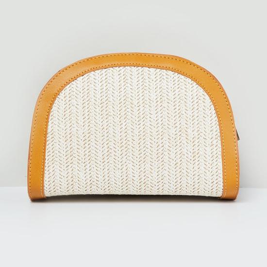 MAX Herringbone Pattern Sling Bag
